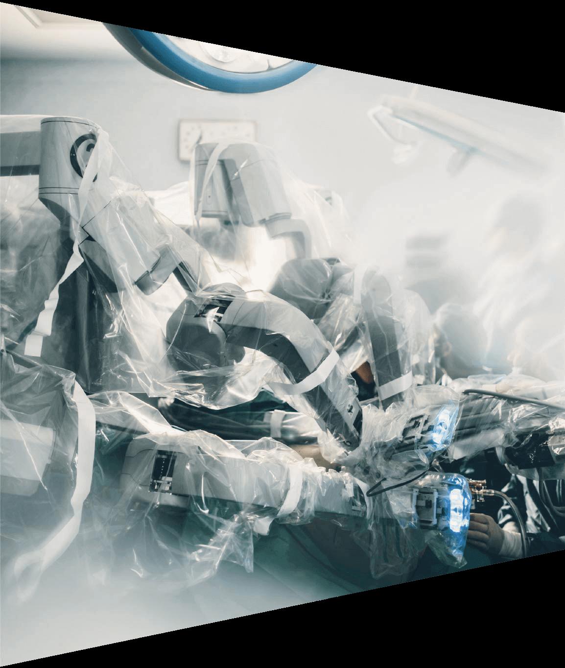 ダビンチ手術イメージ