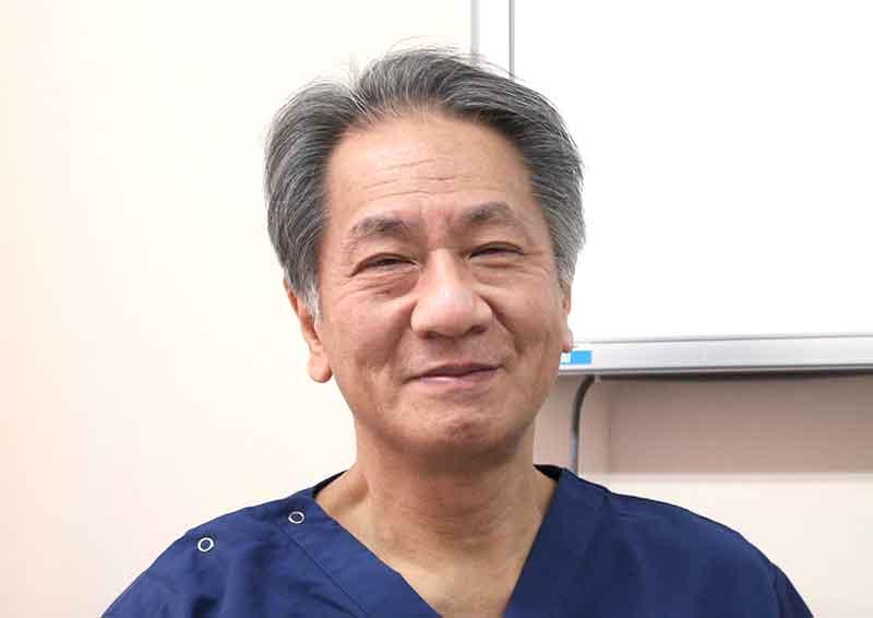 東京国際大堀病院 ロボット手術センター長 / 婦人科部長 井坂 惠一