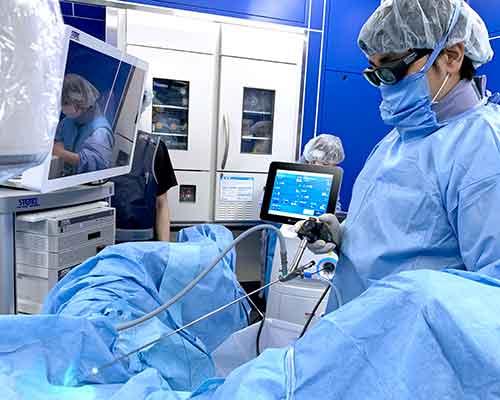 手術風景1