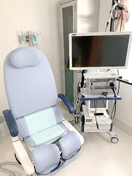 膀胱鏡検査室