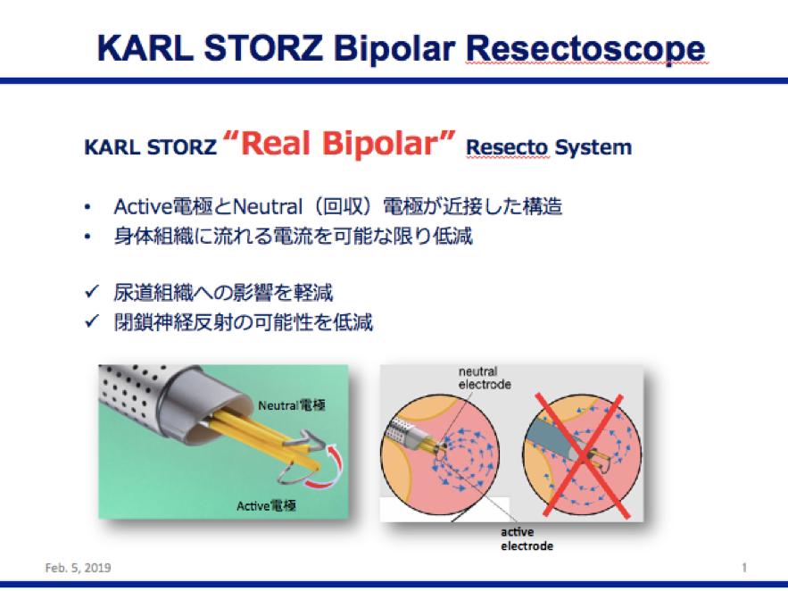 KARL STORZ Bipolar Resectoscope