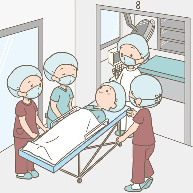 卵巣腫瘍(卵巣がん)の手術療法