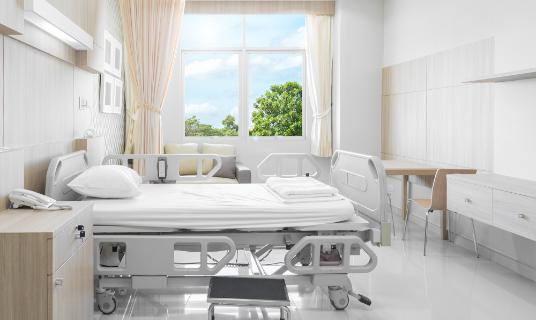 東京国際大堀病院の入院、面会について